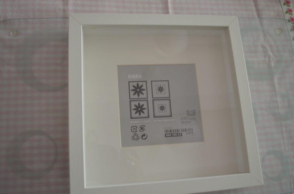 Secrets vintage diy personaliza tu marco ikea - Ikea marco fotos ...