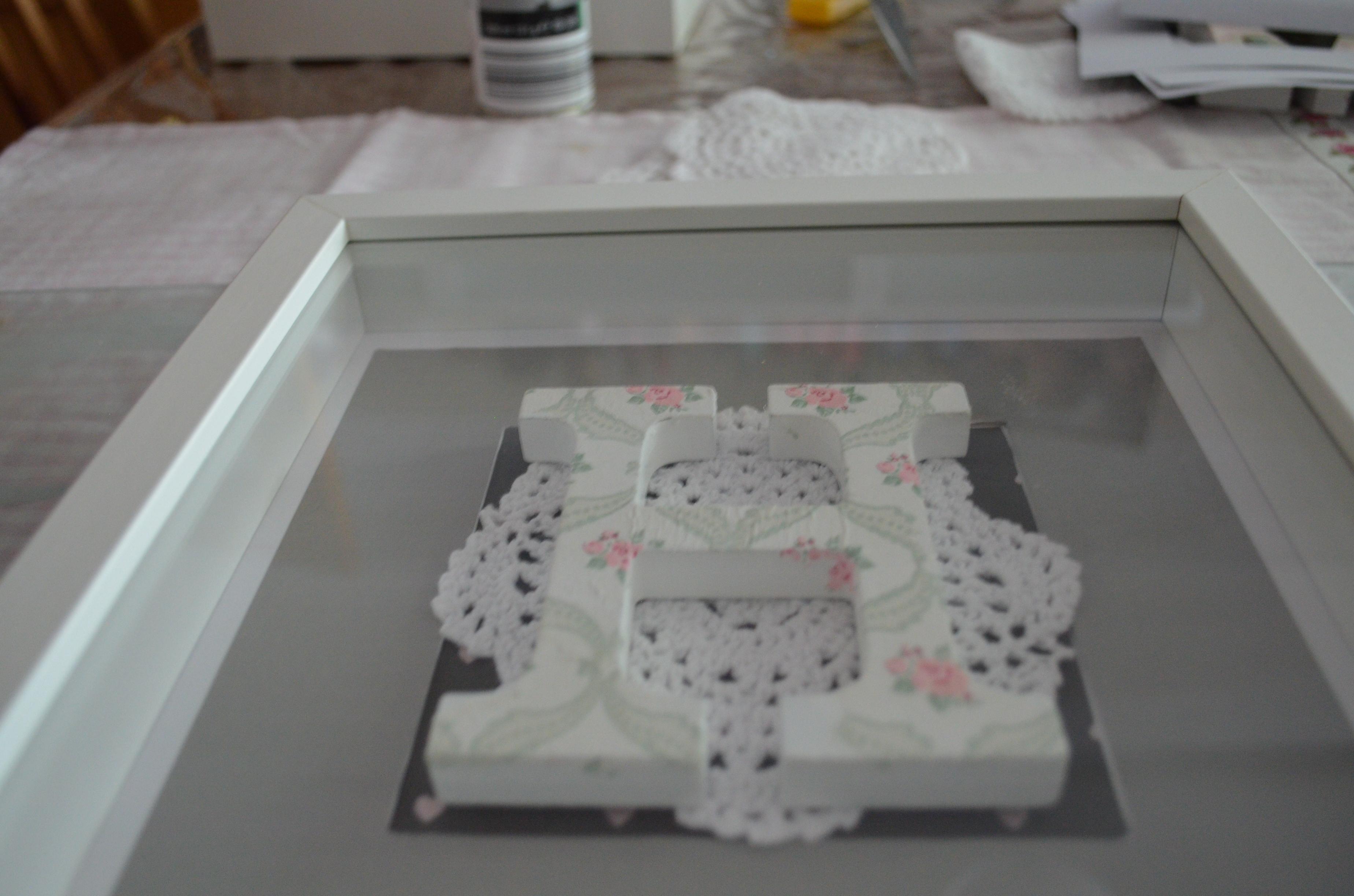 Secrets Vintage | DIY- Personaliza tu marco IKEA